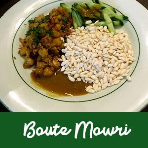 Boute mowri
